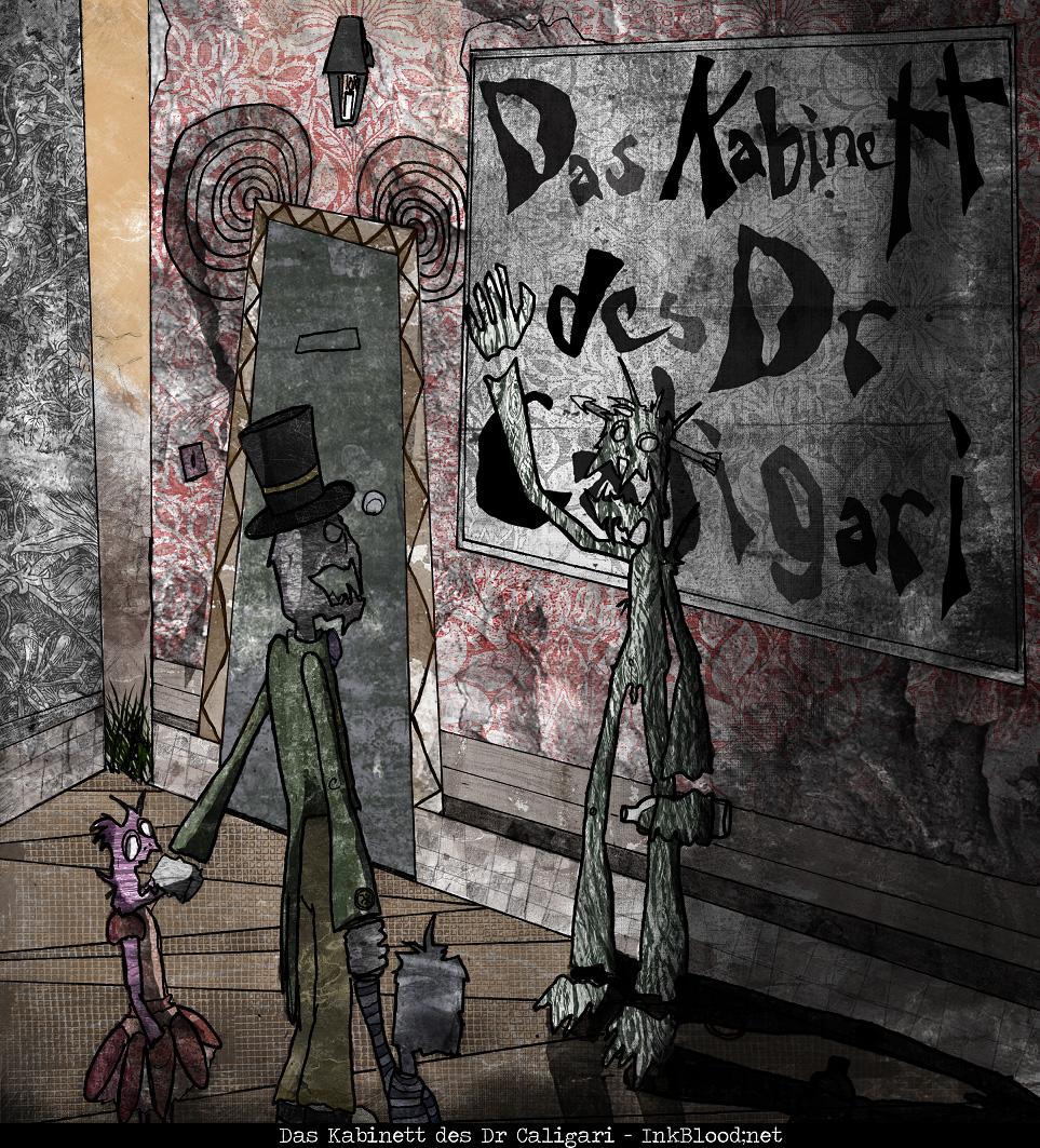 Das-Kabinett-des-Dr-Caligari-Inkblood