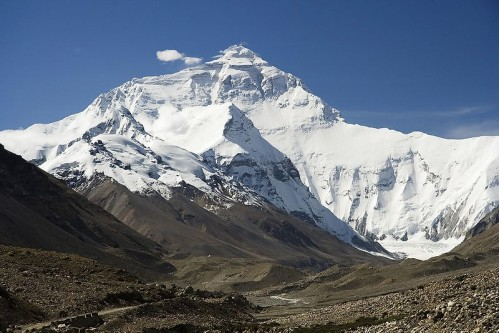 InkBlood_Everest_North_Face_toward_Base_Camp_Tibet_Luca_Gal