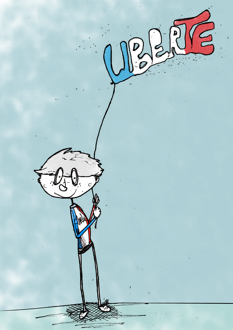 Liberté,-Charlie