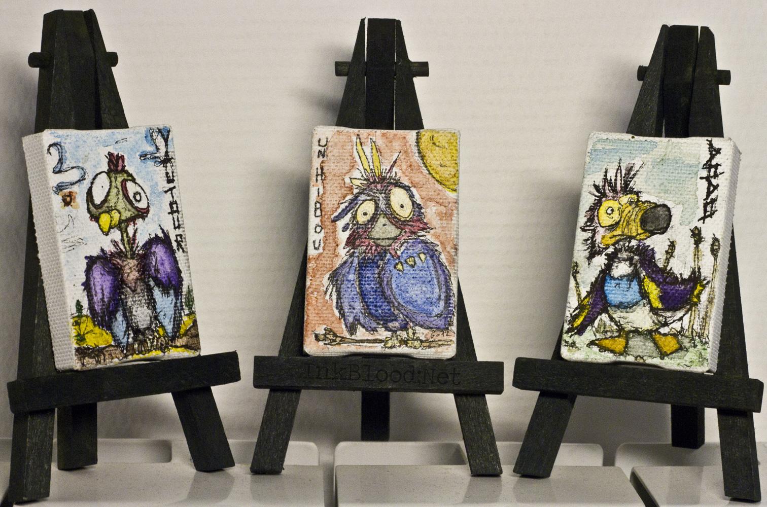 Minis---aquas-Oiseaux-inkblood