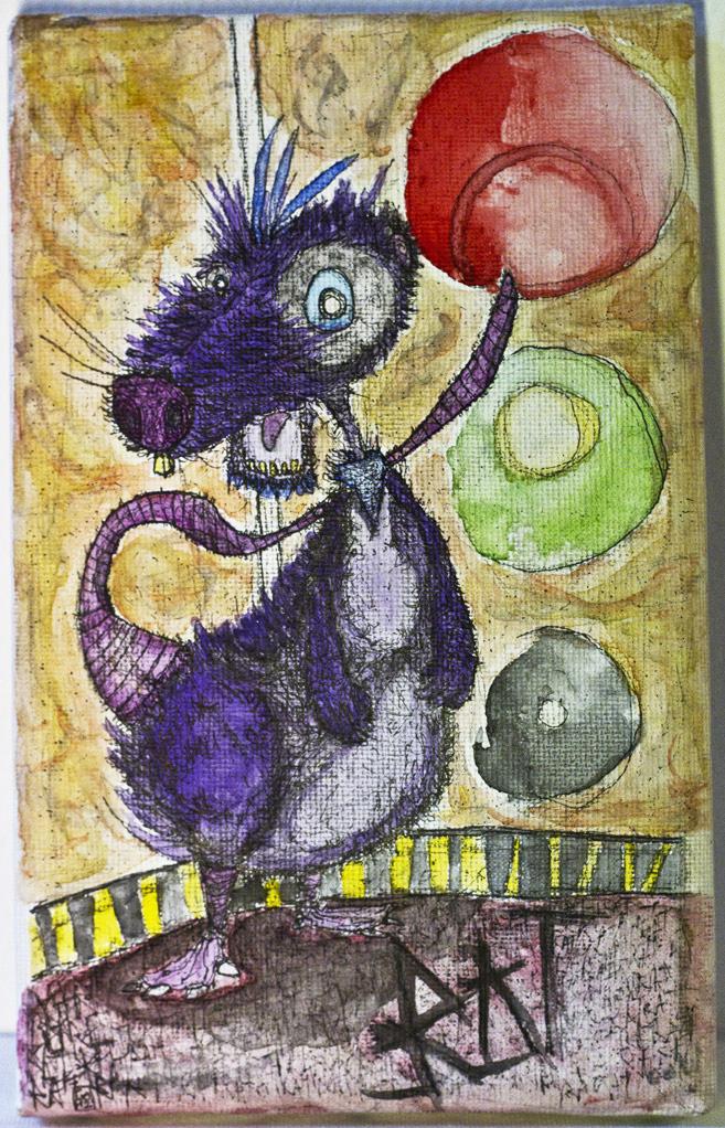 Toiles-Rats